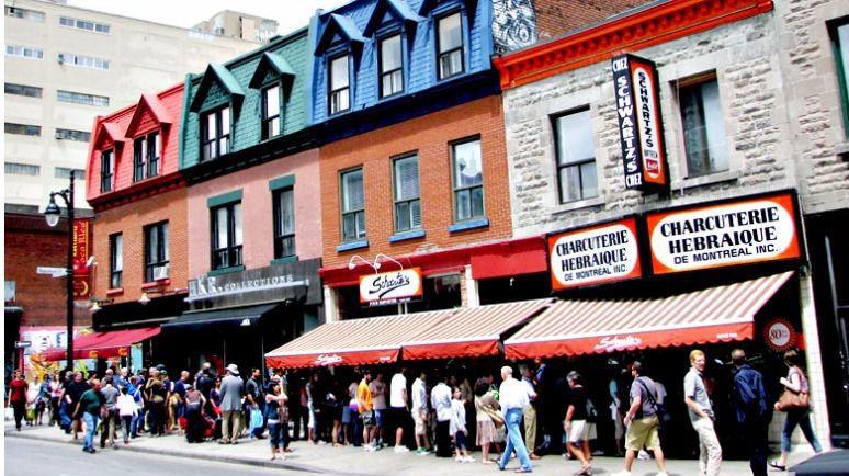 Schwartz's in Montreal.