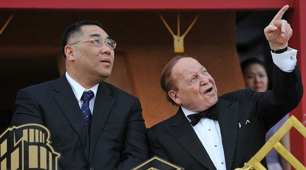 Rough Night: Sheldon Adelson spent over $20 million backing candidates in the 2012, most of whom lost on November 6.