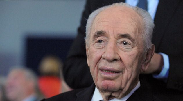 Stepping Down: Shimon Peres?s seven years as Israeli president conclude in July. He?ll be almost 91.