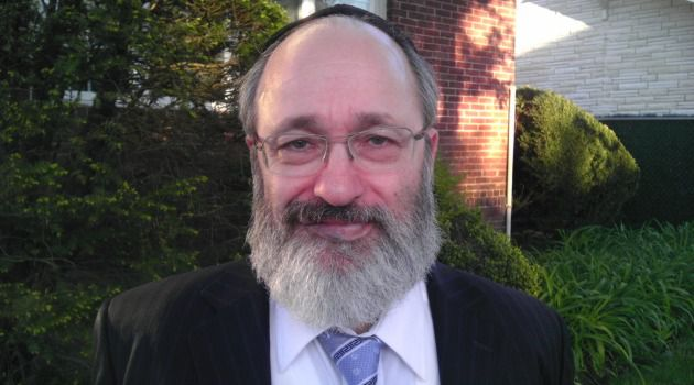 Not OK: Rabbi Benzion Sorotzkin says it?s a myth that some people are born gay.