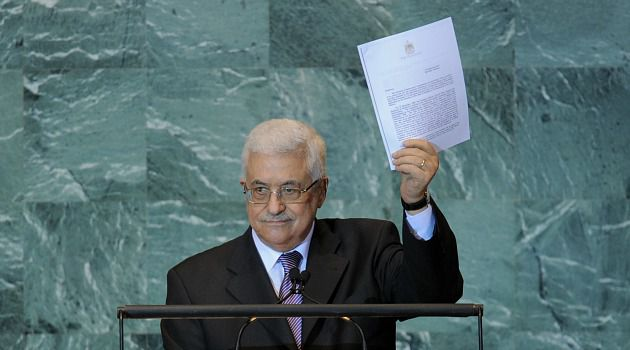 Same Time This Year: With peace talk stalled, Palestinian President Mahmoud Abbas plans to return to the U.N. with a new bid for statehood.