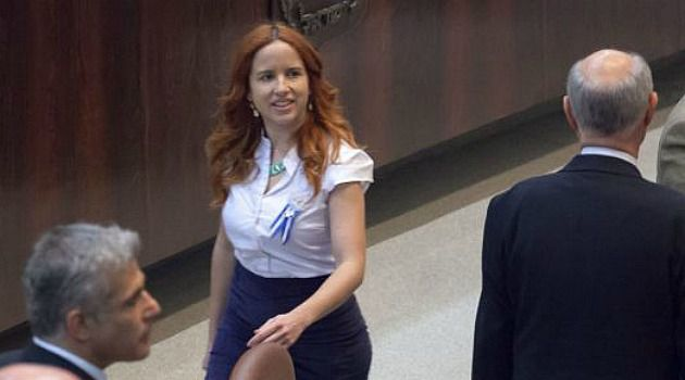 Not Loaded: Stav Shaffir has a bank balance that resembles her fellow twenty-somethings more than the average Israeli lawmaker.