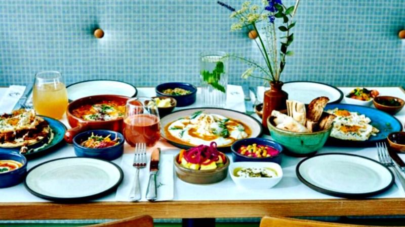 Move over, Ottolenghi. There's a new Israeli in town.