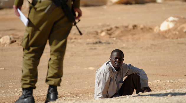 Seeking Refuge: Israel?s new policy of detaining African asylum seekers is wrong and American Jews should speak up, Maya Paley writes.