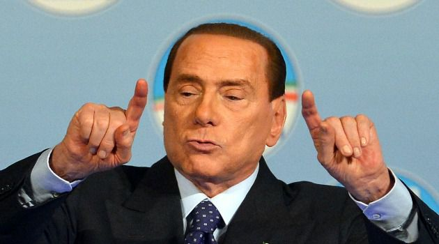 Trains on Time: Sylvio Berlusconi chose a Holocaust remembrance event to offer praise for Nazi ally Benito Mussolini.