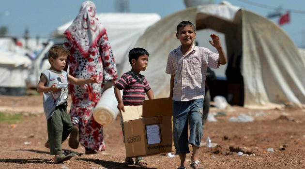 No Easy Task: Victims of Syria?s brutal civil war are languishing in camps inside and outside the country. Jewish groups and individuals want to help, but there are plenty of obstacles.