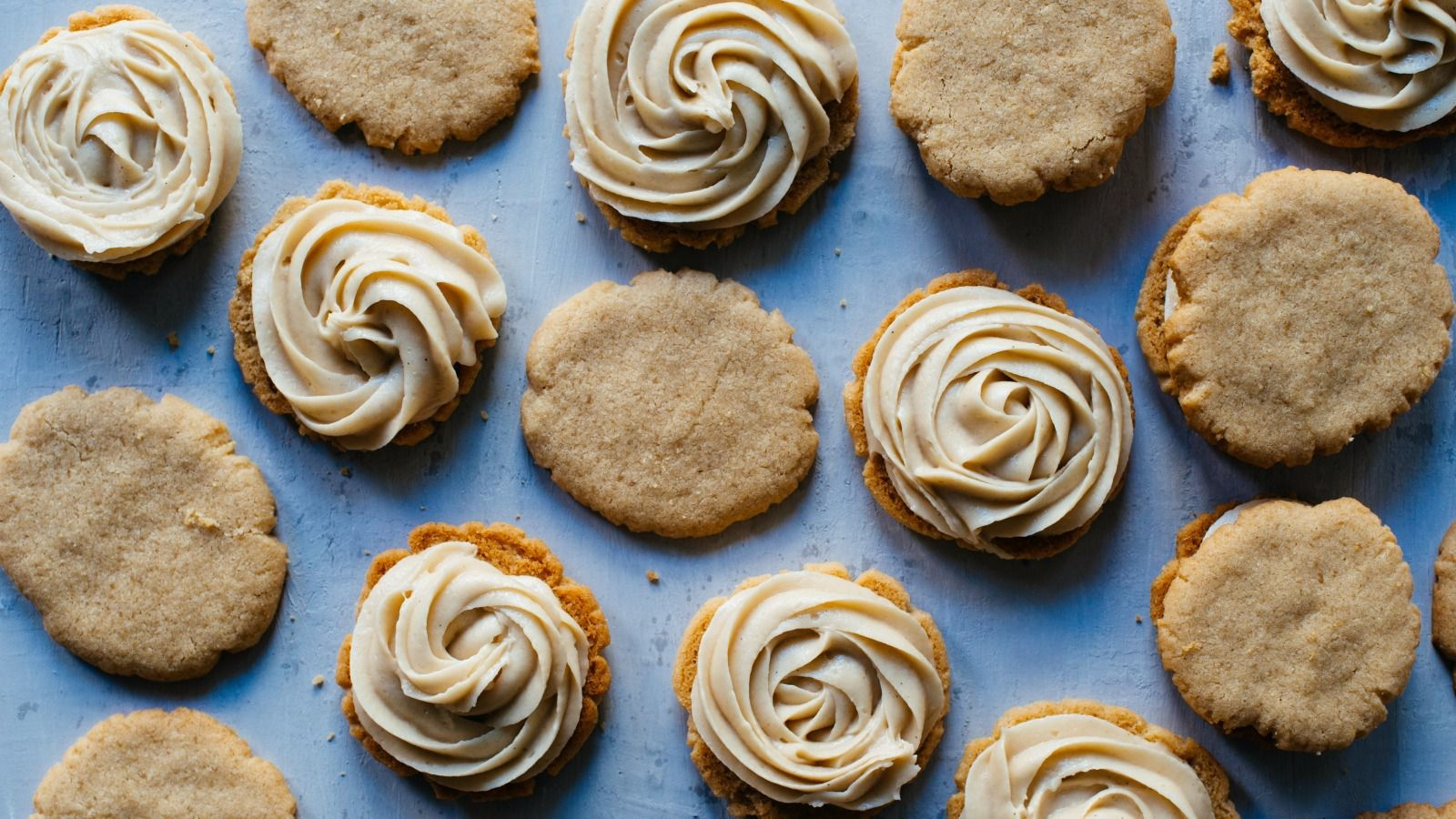 Another Nutter Butter?: These cookies are an Israeli-accented paean to the cookies of Adeena Sussman's youth.