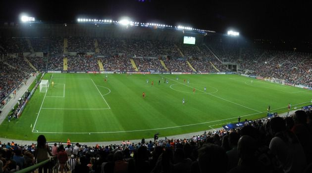 Jerusalem's Teddy stadium was named as a possible target of a foiled Hamas terror plot.