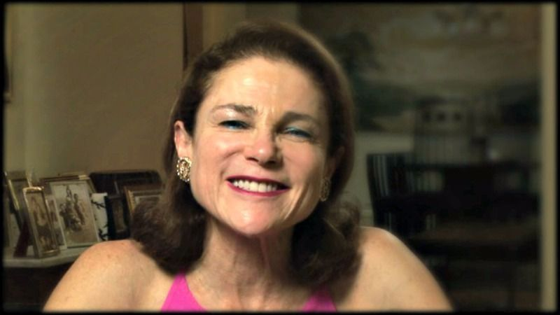 Actress Tovah Feldshuh shares memories of Jewish holiday foods and sings a Yiddish melody from her childhood in the film.