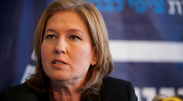 Lonely Voice: Tzipi Livni is a respected moderate in the Israeli coalition government and is supposed to be spearheading peace talks. What future does she have when most of her coalition partners oppose a settlement with the Palestinians?