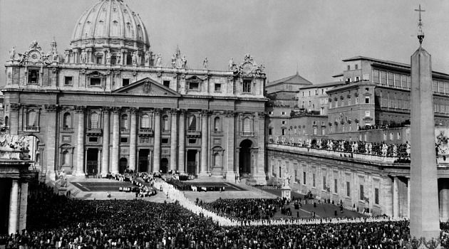 50 Years Ago: Vatican II changed the Vatican?s positions on key issues including the church?s teachings on Jews. Many of the intellectual forces behind the reforms were converts from Judaism.