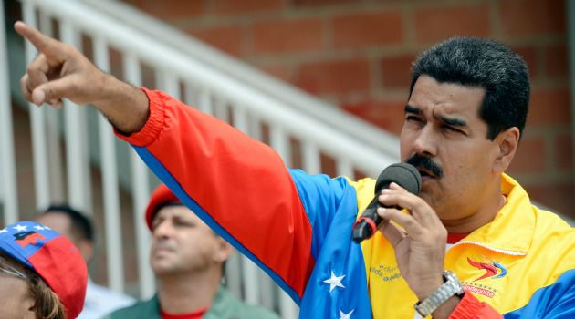 I?m Jewish: Nicholas Maduro has been accused of anti-Semitism, along with his mentor, Hugo Chavez. The new Venezuela president counters by claiming Jewish heritage.