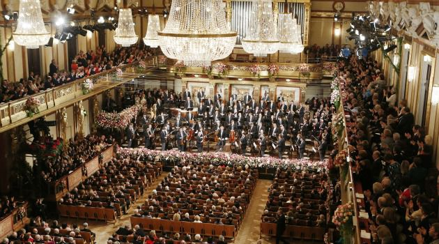 Glitzy Present, Shameful Past: Behind the grandeur of the Vienna Philharmonic lies a shameful past of links to Nazis and honors for war criminals.