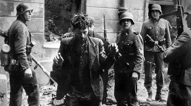 Confronting The Plague of Bigotry: The Warsaw Ghetto uprising began on Passover eve, 1943.