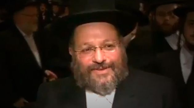 DEVIL OF WILLIAMSBURG: Former Satmar Hasidic counselor Nechemya Weberman was sentenced to 103 years for sexual abuse.