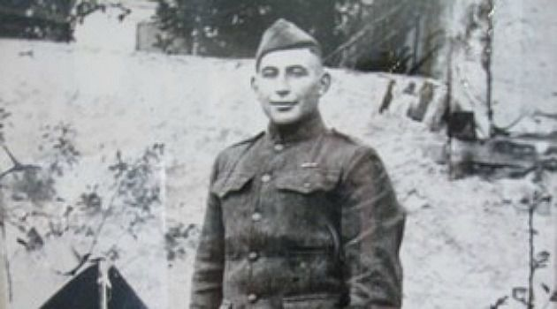 William Shemin crossed through gunfire three times on a French battlefield to pull comrades to safety, taking a bullet in his head.