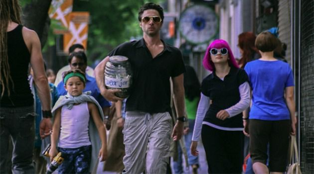 Wish I Was in Park City: Zach Braff sold his Kickstarter-funded movie at the recent Sundance festival.