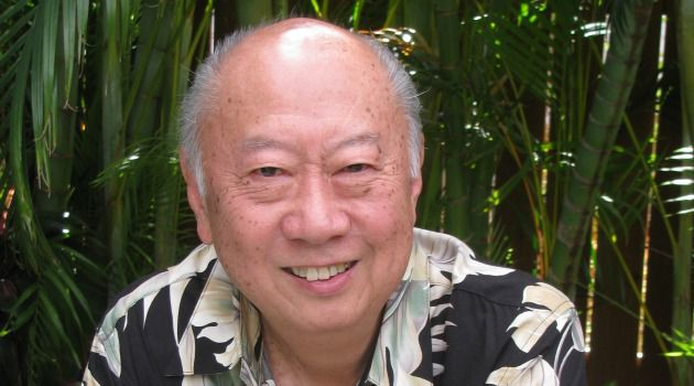 Mazel Tov:  Alvin Wong was informed by The New York Times that he is the happiest man in America.