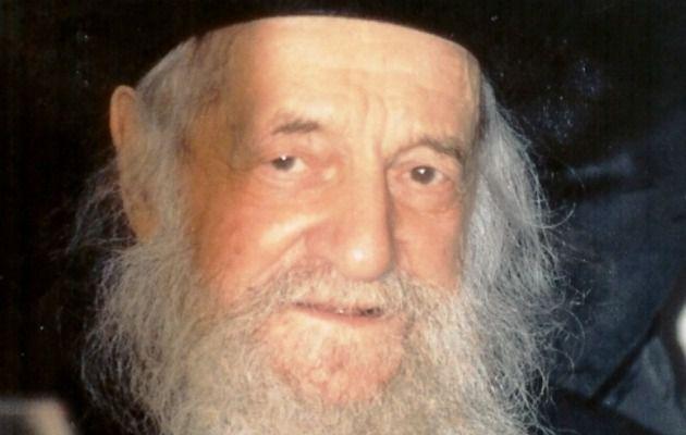 Rabbi Shmuel Halevi Wosner.