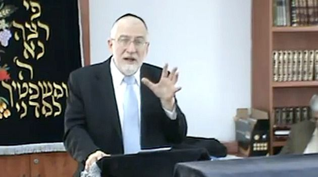 Tall Tales: Rabbi Hershel Schachter was recorded at a London conference railing against the dangers of reporting child abuse claims directly to police. He used a derogatory word to claim that false claims could lead to Jews being jailed with black inmates.