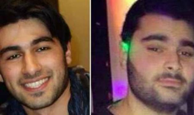 Victims: Yoav Hattab (left) and Yohan Cohen (right), were killed in the Paris supermarket siege.