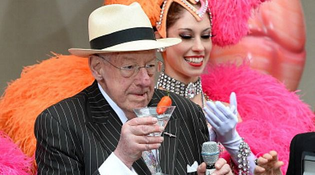 Sippin' Pretty: Oscar Goodman is living the glitzy Las Vegas dream, but it all started in an Orthodox home in Philadelphia.