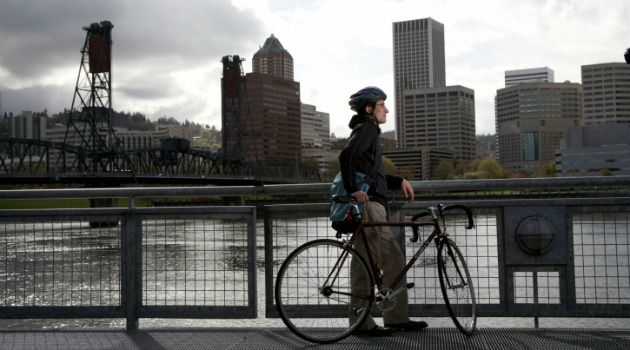 La Vida Portland: Young Jews are flocking to Portland, lured by a hip lifestyle and laid-back culture.
