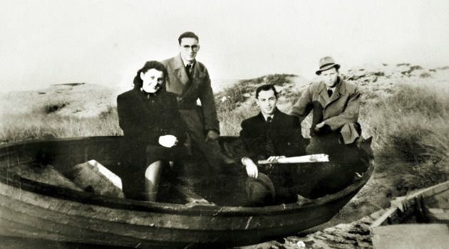 Righteous Rescue: A Jewish family lands in Sweden after escaping from Denmark as Nazis prepared crackdown in 1943.