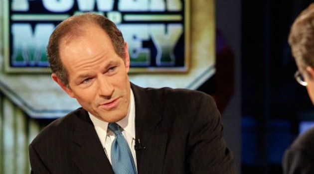 Take That, Eliot: Eliot Spitzer was put on the defensive in a debate as usually mild-mannered Scott Stringer came out swinging.