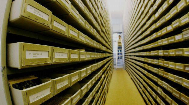 Trove of Information: The new managers of an obscure Holocaust archive in Germany want to expand outreach so victims can gain access to the trove of information about millions of victims.