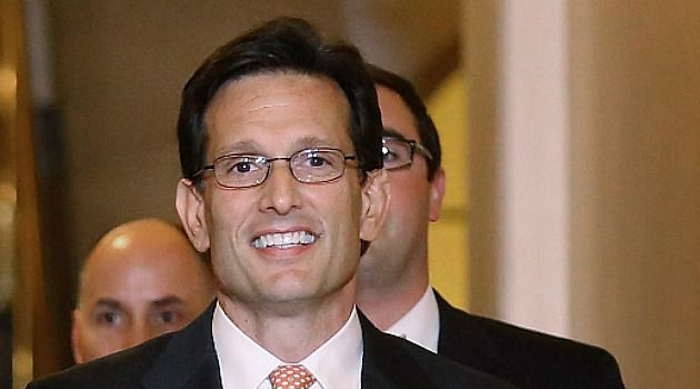 End of an Era: Eric Cantor announced he will step down as House majority leader at the end of July after losing a primary election.