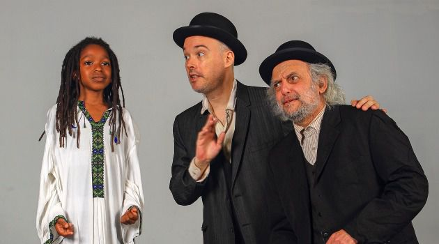 They?ll Go On: ?Waiting For Godot,? which premiered in Paris 60 years ago, is now being performed in Yiddish.
