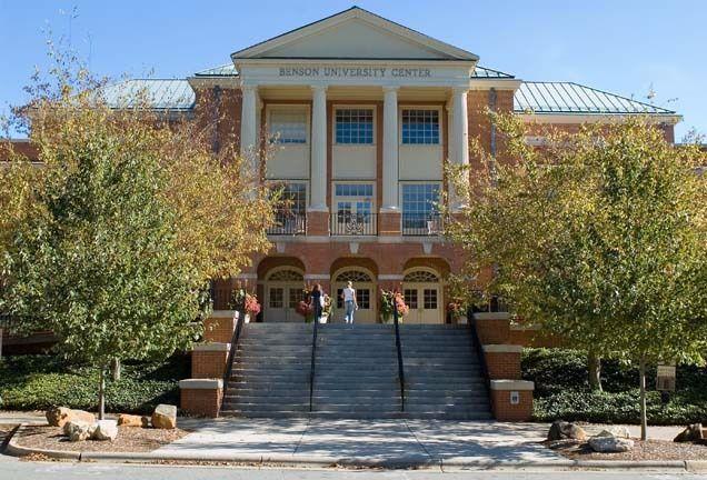 Benson University Center at Wake Forest University