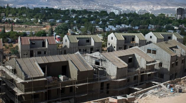The B Word: New homes are rising for Jewish settlers in the town of Ariel on the occupied West Bank. That?s reason enough to stay away.