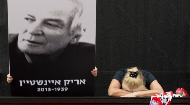 Father To Us All: Immediate reactions to singer Arik Einstein?s death at the age of 74 showed how deeply enmeshed he was in Israel?s cultural identity.