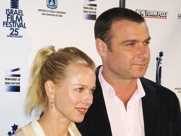 Power Couple: Naomi Watts and Liev Schreiber