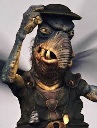 """About a Star Wars character named Watto, a greedy merchant: """"the ..."""