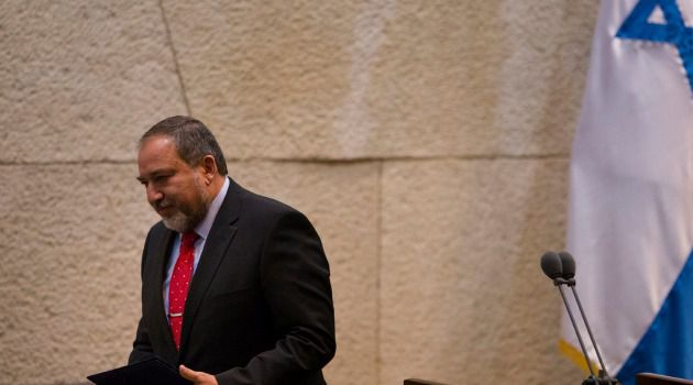 Arab Push: Israeli foreign minister Avigdor Lieberman has claimed that Israel has held extensive talks with moderate Arab states and will eventually forge full diplomatic ties.