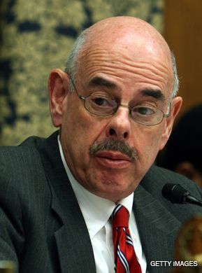 GOING GREEN: Rep. Henry Waxman, new chair of the House energy panel, is expected to shift focus from oil to the environment.