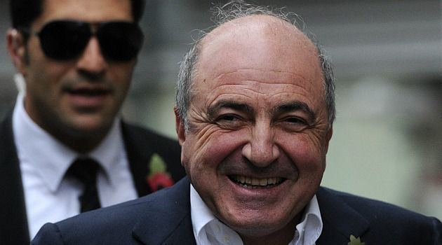 Fallen Oligarch: Russian tycoon Boris Berezovsky was found dead in London. Police said the death was ?unexplained.?