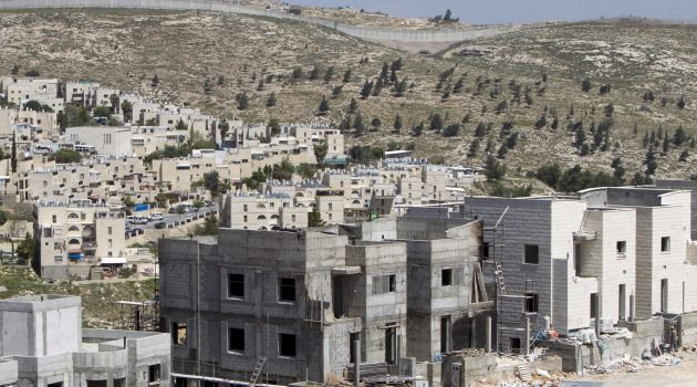 No Go Zone: European nations are warning companies against investing in the Israeli occupied West Bank or East Jerusalem.