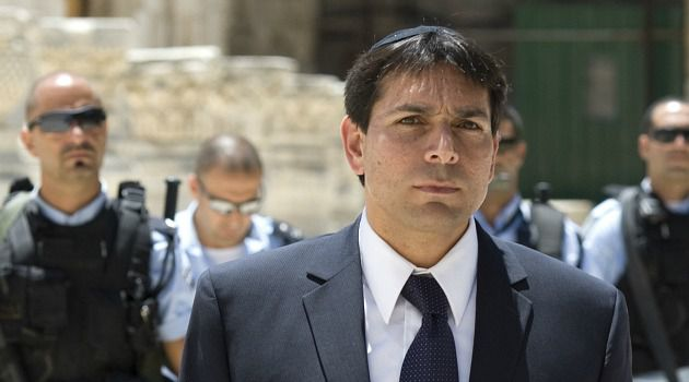 Hardline Threat: Danny Danon?s strident opposition to a negotiated settlement is more than political rhetoric. It?s a threat to Israel?s continued existence.