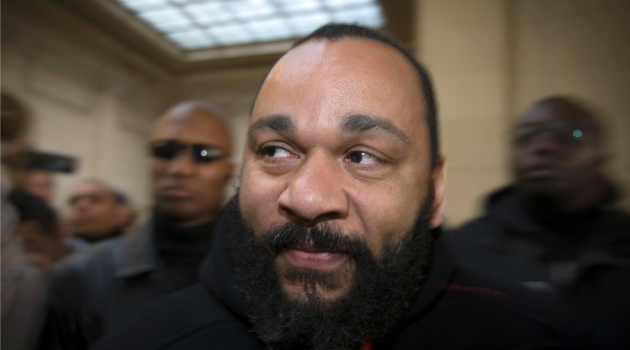 Bad Taste: France may ban performances of controversial comic Dieudonné M?bala M?bala, who has been accused of anti-Semitism and insulting the memory of Holocaust survivor.