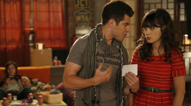 Fool?s Gold: Max Greenfield shines as Schmidt in ?New Girl,? also starring Zooey Deschanel.