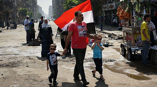 Morning After: Egyptians returned to normal life on the day after a military coup ousted elected President Mohamed Morsi amid popular protests.