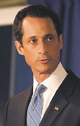 Tweeter: Anthony Weiner resigned from his seat following a sex-related scandal.