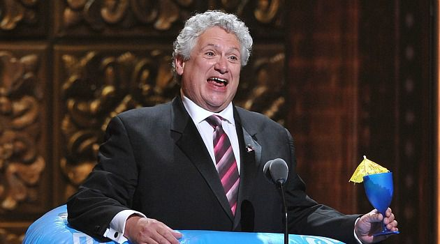 Trial by Fierstein: The Tony Award-winning actor and author grew up attending a Conservative synagogue in Brooklyn.