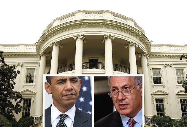 Face to Face: President Barack Obama and Israeli Prime Minister Benjamin Netanyahu will meet for the first time as their country?s respective leaders in an attempt to advance the Middle East peace process.