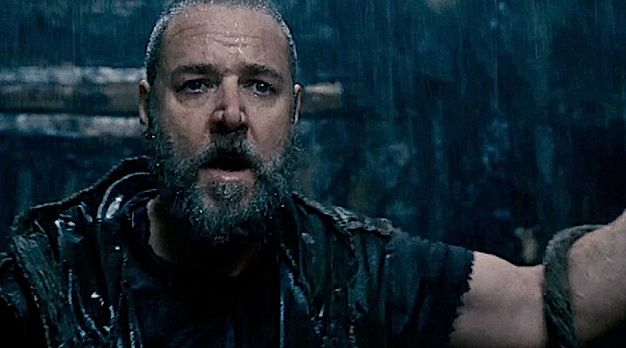Ark Angel: Russell Crowe plays an obsessive, zealous Noah in Darren Aronofsky?s film.
