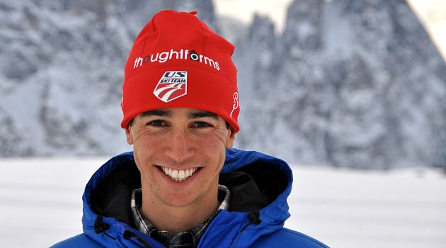 Hanukkah Star: Noah Hoffman is the only Jew on the U.S. cross-country skiing team. He once put together a Hanukkah party for his teammates, complete with latkes.